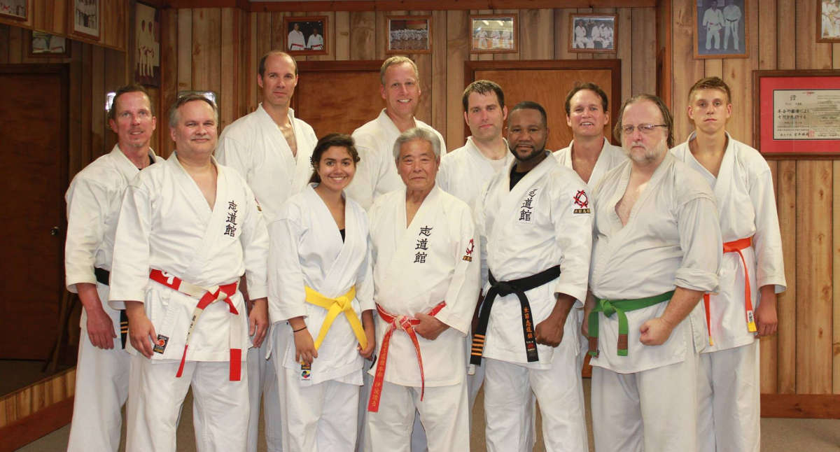 Original Okinawan Karate Grand Rapids - Class Photo